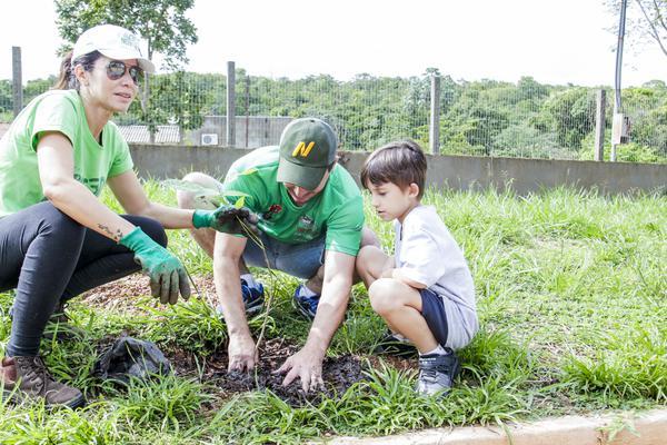 Rally Ecológico 2020 continuará com a ação tradicional de plantio de árvores