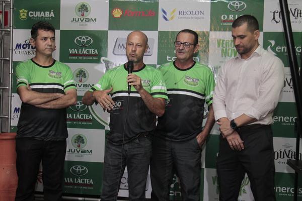 Lançamento do Rally Ecológico Cuiabá 2020 aconteceu no mês de novembro