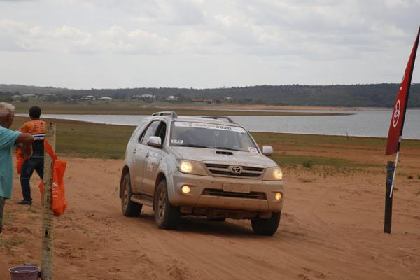 Rally Ecológico 2020 reuniu um grid de 103 veículos, entre carros, motos e UTVs