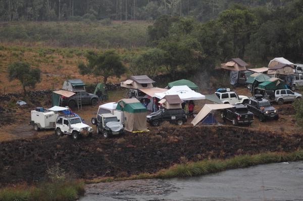 Camping é a nova categoria criada para o Transcatarina