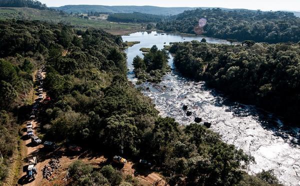 O Transcatarina apresenta as belezas do estado ao Brasil inteiro